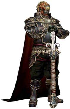 Ganondorf ist ein wiederkehrender Charakter in der The Legend of Zelda-Reihe. Er ist ein Hexenmeister und gefühlloser Kriegsherr der Gerudos, den nichts davon abzuhalten scheint, Hyrule zu seinem Königreich des Bösen zu machen.