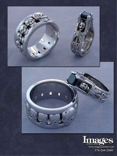 685 Best Custom Wedding Rings Images Custom Jewelry Design Custom