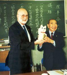 Grandmaster Tokujiro Namikoshi en Denis Binks - Pesquisa Google