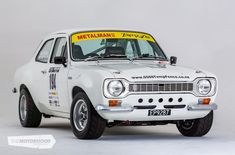 """"""" If you're planning on using a classic car to compete on Targa, one of Ford's iconic Rallye Sport Escorts would have to be at the top of the list """" The Targa North Island event, held early in 2014 — with Targa cars competing through special s Escort Mk1, Ford Escort, Ford Classic Cars, Best Classic Cars, Timeless Classic, Ford Rs, Car Ford, Mongoose Mountain Bike, Auckland"""