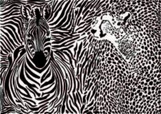Illustration about Vector illustration pattern background cheetah and zebra skins. Illustration of decoration, illustration, seamless - 68652597 Zebra Painting, Zebra Art, Stencil Painting, Camouflage Patterns, Mural Wall Art, Elements Of Art, Background Patterns, Vector Art, Illustration