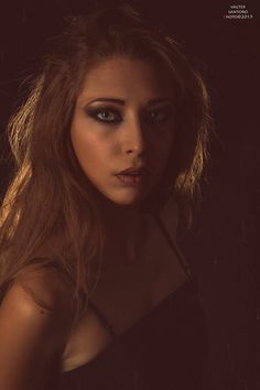 #shooting #me #model #smokey #blueeyes #portrait
