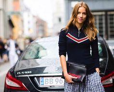 The Danish Girls: 9 Stylish Women in Copenhagen to Follow on Instagram Photos…