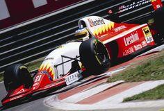 1993 - Michele Alboreto - Lola-Ferrari T93/30