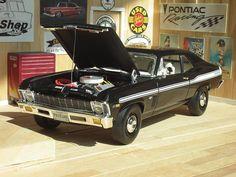 1969 Chevy Nova Yenko Plastic Model Car Kit in 1/25 Scale. @ http://www.hobbylinc.com/cgi-bin/pic.cgi?t=pics_user_galleries&pic_user_i=15953