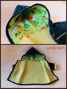 Meine Jacke zum Herbstkind sew-along von Bea (nEmadA)