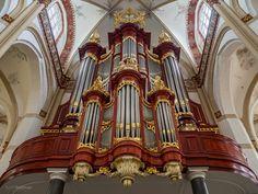 https://flic.kr/p/RjLS4H | Orgel Grote of Sint-Maartenskerk, Zaltbommel