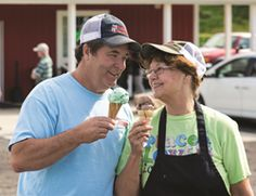 Find Photos Of July National Ice Cream Month, Farmers Share Story And Much More At RachelMDLong.com