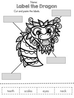 CNY Worksheets- This link has SEVERAL great printables for