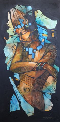 344.jpg (640×1304) La pintora Victoria Stoyanova, de Bulgaria. Cada persona tiene su ideal sobre la belleza femenina.