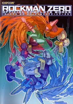 Zero's Lair: Rockman Zero Official Complete Works