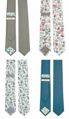 This post may contain affiliate links. Surprise your hubby, son, father, or any friend with a custom made tie in their favorite color. This pattern is for a traditional tie that measures 55 long by wide cm … Read Floral Fabric, Floral Tie, Necktie Pattern, Bowtie Pattern, St Just, Make A Tie, Der Gentleman, Kinds Of Fabric, Wedding Ties