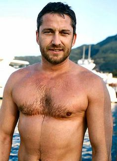 Gerard Butler - need I say more...