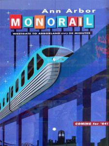 Ann Arbor Monorail