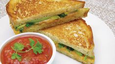 A tasty recipe from Walmart.ca: Tex Mex Grilled Cheese