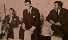 Charles, Reg & Ron Kray Ron Kray, The Krays, East End London, Identical Twins, Marmite, Twin Brothers, Gangsters, Peaky Blinders, Rare Photos