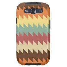 Abstract Geometric Pattern Samsung Galaxy S3 Case