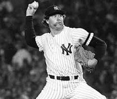 """Rich Gossage - """"The Goose"""" #1 Right Handed Reliever he was one of the last multiple inning reliever/closers and was dominate"""