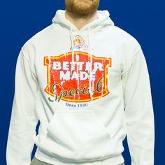 #BetterMade Vintage Hoodies
