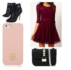 """""""Date night :)"""" by joieorario on Polyvore"""