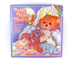 1984 Teddy Beddy Bears Bedtime Songs and Poems by CuteVintageToys