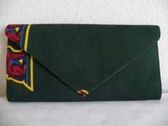 African Clutch Bag handmade ankara clutch bag clutch bag by Oludan