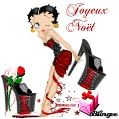 Betty Boop .....Noel