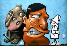 Rooble - Ador - Zoulette street art in France !