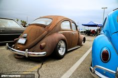 Yesterday I wrote about how last weekend's Mooneyes X-Mas Party at Irwindale Speedway was held under rainy conditions – an extreme rarity for Southern California. There's no denying the impact the rain had on attendance at this year's show, but that doesn't mean there weren't plenty of cool machines to check out. That's what I'll …