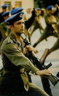 Soviet VDV training
