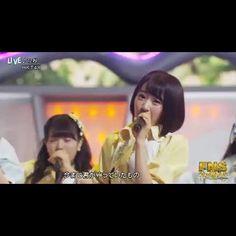 12秒 さくらたん #FNSうたの夏まつり   #HKT48#12秒#宮脇咲良