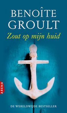 Benoîte Groult, zout op mijn huid. 1988 Heb ik als ebook. Een bijzondere liefdesgeschiedenis tussen een intelligente Parisienne en een Bretonse zeeman.