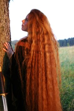 hair.......................long