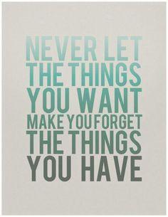 Gratitude.... so true!