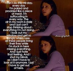Chasing Life Finale Movies Showing, Movies And Tv Shows, Chasing Life, I Cant Do This, I Series, Cant Stop Thinking, Abc Family, Tv Show Quotes, 24 Years Old