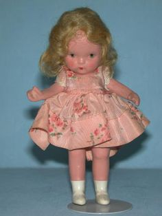 ID Number: 400  Doll Name: Geraldine Ann