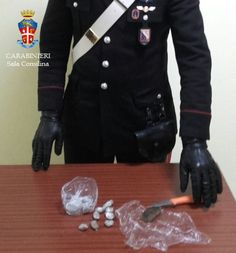 Buonabitacolo (Salerno): nascondeva cocaina ed hashish pronta per lo smercio: arrestata 18enne