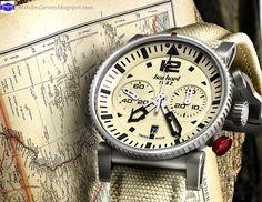 Hanhart - PRIMUS Desert Pilot NEW Hanhart - 130 Years As Hanhart celebrates its 130 th anniversa...