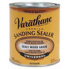 Varathane 224741H 1 Quart ing Sealer