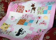Hoo's in the Forest Quilt ... Love this one:)