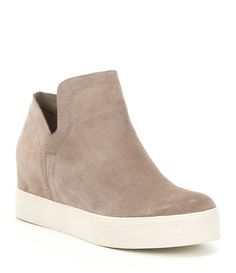 adb2a733c60fb Shop for Steve Madden Wrangle Suede Platform Wedge Sneakers at  Dillards.com. Visit Dillards