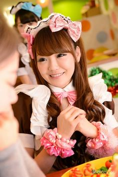 Akiba's best maid cafe - @home cafe #japankuru #akihabara #japan #maidcafe #秋葉原 #メイドカフェ #akiba