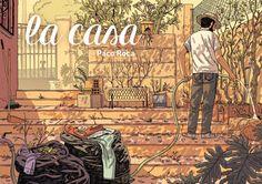 La Casa de Paco Roca. Emocionant, real i duríssim, segurament un dels millors còmics de l'any, i ja sé que estem a febrer.