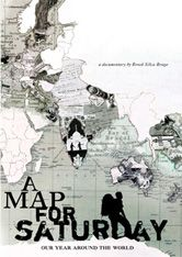 A map for Saturday,best travel movies, travel videos, travel movies, best inspirational movies, most inspirational movies, travel