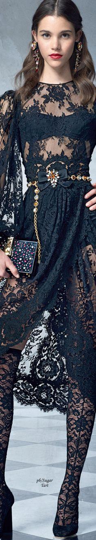 Dolce & Gabbana Dance Collection S/S 2017
