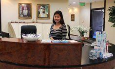 Welcome to the #GermanDentalOasis a multi specialty dental clinic in Dubai Health Care City.  #DentalCare #Dubai #HealthCare