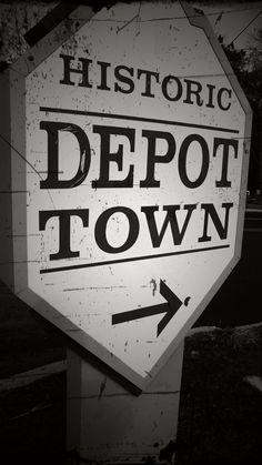 Depot Town- Ypsilanti