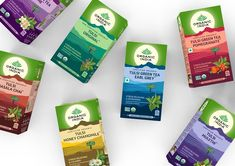 Infusões Tulsi vários sabores #zurcetraud #organicindiaemportugal #zurcetraudbio