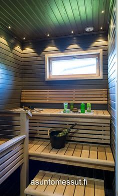 28 Sievitalo Mustakoivu - Sauna | Asuntomessut