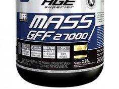 Anticatabolic Mass 27000 2,7 kg - Nutrilatina com as melhores condições você…